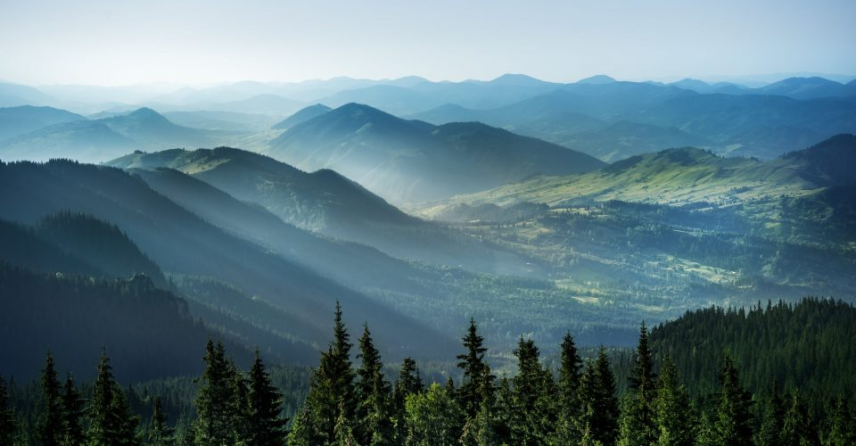 the carpathian mountains a unique natural phenomenon for mineral